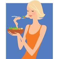 血糖値の上昇を抑える笑いと上げない食べ方 食前の牛乳・野菜