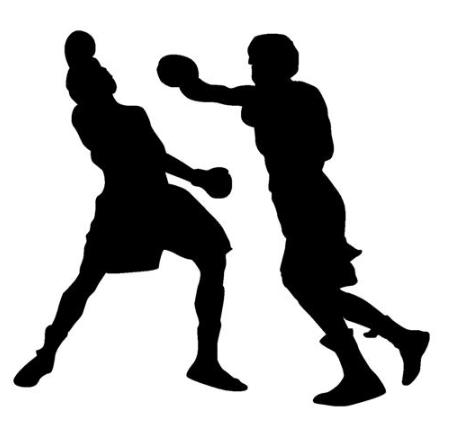boxing-shilhouette